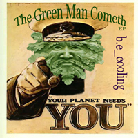 The Green Man Cometh ep  (Album art copyright B. Stuart ©  2009)